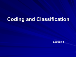 lection2-coding_classification_basics