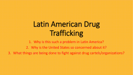 Drug trafficking article PPx
