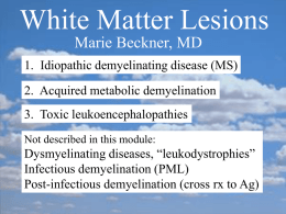 WhiteMatterDisease