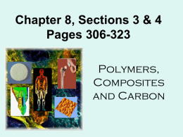 Chapter 8, Sections 3 & 4 Pages 306-323