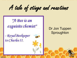 Diapositiva 1 - Suffolk Beekeepers