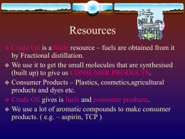 Use of Carbon compounds