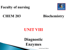 diagnostic enzymes,student.ppsx