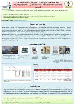 Poster chimie Asmax