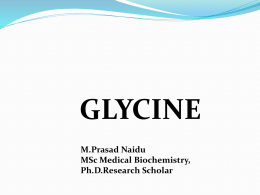 Glycine - SlideBoom