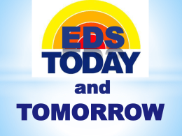 EDS - The Ehlers-Danlos National Foundation