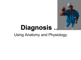 Diagnosis PPT 1