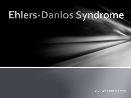 Ehlers-Danlos Syndrome.1m