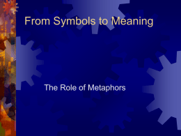 From Morphemes to Meaning