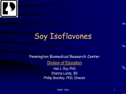 Soy Isoflavones - Health-Mall