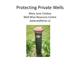 Mary Jane Conboy - Elmvale Water Festival