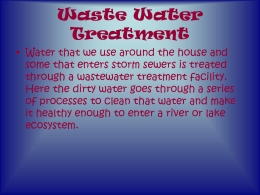 Have you ever been in a watershed?