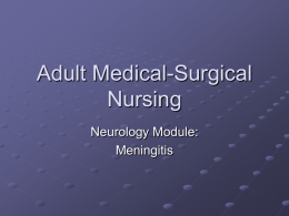 Adult Medical-Surgical Nursing 2