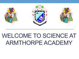 File - Armthorpe Academy
