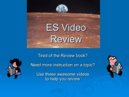 ES Video Review - Bethpage Union Free School District