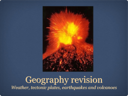 Geography revision - Miss Zee: Geography