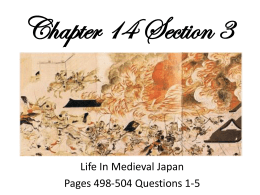 Chapter 14 Section 3