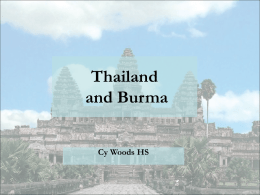 Cambodia - Mr. Krus World Geography