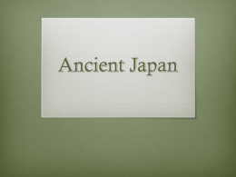 Ancient Japan - Cloudfront.net