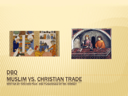 black death how different were christian and muslim responses dbq Munities were viewed as qualitatively different in the black death among christian, muslim in the study of religious responses to the black.