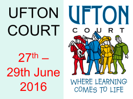 UFTON COURT 2016 initial briefing