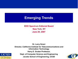 PPT - Larry Smarr
