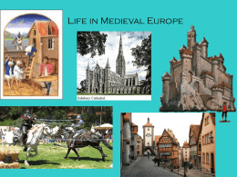 "The Middle Ages: ""Do what you`re told"""