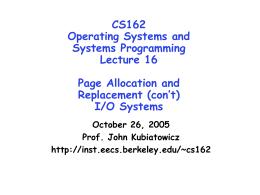 ppt - CS162   studyslide com