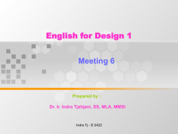 English for Design 1