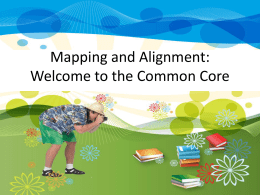 ccss saranacx - ConnectingtotheCommonCore