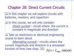 Chapter 10: Simple Harmonic Motion