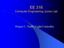 EE 316 Computer Engineering Junior Lab