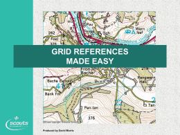 Grid regerences made easy (PPS, 440kB)