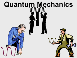PowerPoint - Quantum Mechanics - Numbers