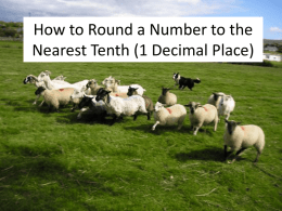 How to round a number with two decimal places to the