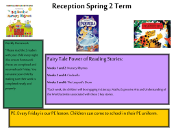 Information about the term Spring 2