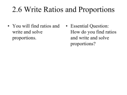 la1_ch02_06 write ratios and proportions_teacher