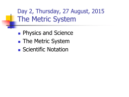 Day-02-Thursday-27-August-2015-Metric-System
