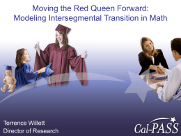 Moving the Red Queen Forward-Modeling
