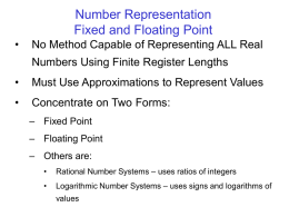 15-Floating Point
