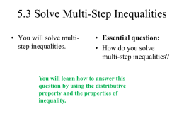 la1_ch05_03 Solve Multi-Step Inequalities_teacher