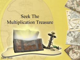 Seek The Treasure - s3.amazonaws.com
