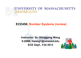 ECE 561 Computer Systems