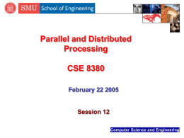 Session-12 - Lyle School of Engineering