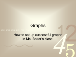 Graphs - Wsfcs