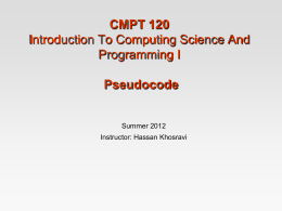 ppt file - UBC Computer Science