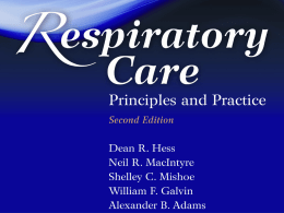 Chapter 53 - Respiratory Therapy Files