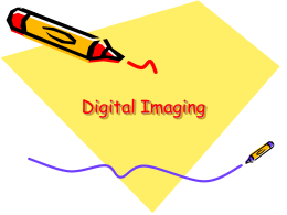 Digital Imaging - Montgomery College