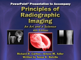 Digital Radiography Chapter 25