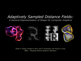 ACM SIGGRAPH 2000 PPT Slides